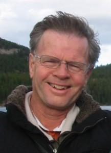 Canadian Artist Bruce Thompson
