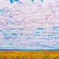 N16001 Prairie Scene