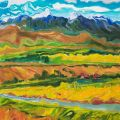Foothills-Homestead-II-24x36 in  N16071-