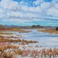 brucethompson-n6013-slough-near-st-albert-late-winter-21x31