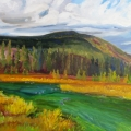 brucethompson-n7001-creek-near-the-athabasca-river-jasper-24x48