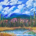 brucethompson-n8002-creek-near-jasper-30x40
