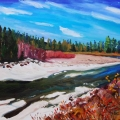 brucethompson-n8003-two-teepees-creek-30x40