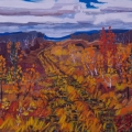brucethompson-n12013-trail-to-hills-e-of-peace-river-30x40