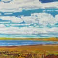 brucethompson-n15005-lake-north-of-high-prairie-july-2015-24x72