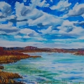 brucethompson-n9007-breezes-of-early-spring-lake-near-devon-30x40